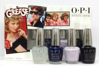 OPI Infinite Shine - 4 piece Mini Set - Grease Collection
